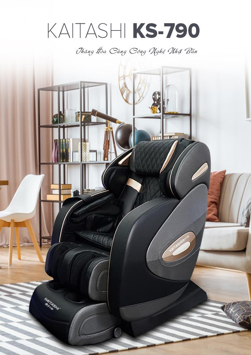 Ghế massage toàn thân KS-790