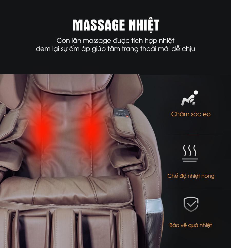 Ghế massage dành cho người già KS-168