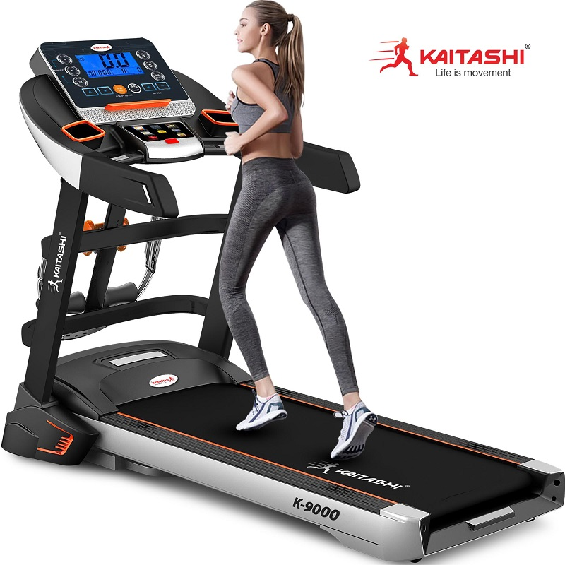 Máy chạy bộ Kaitashi đa năng - lựa chọn hàng đầu cho sức khỏe