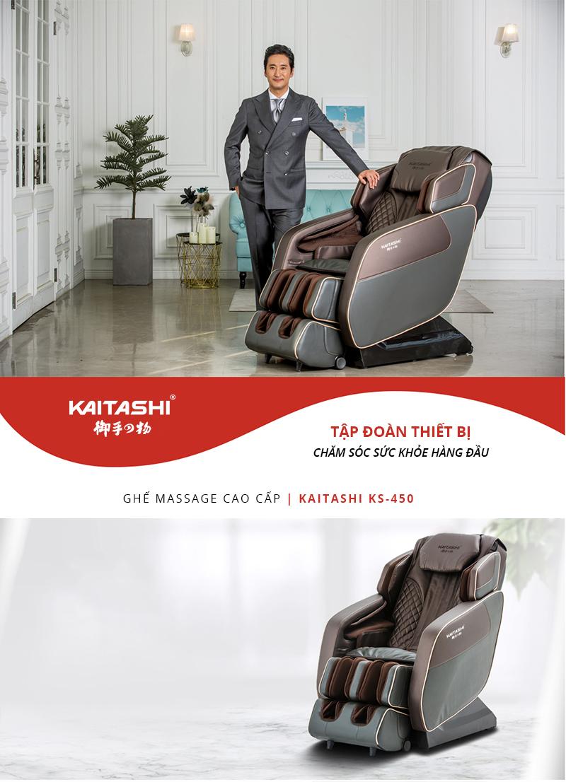 ghế masage kaitashi KS-450