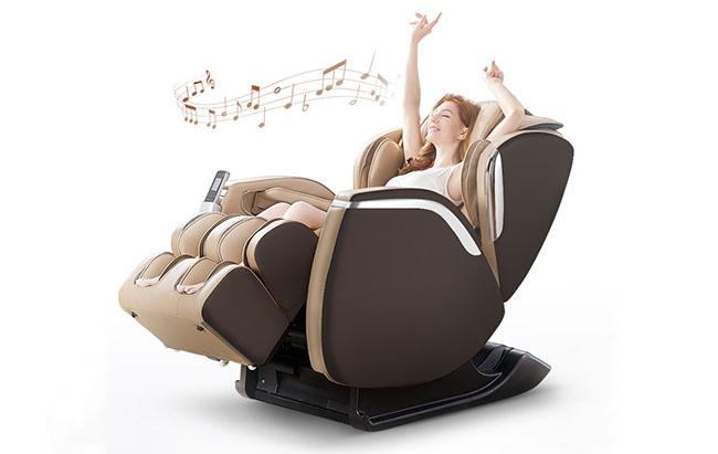8 Lợi ích của ghế massage cho sức khỏe