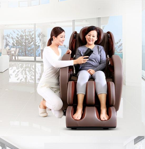 Ghế massage Nhật Bản có thực sự tốt?