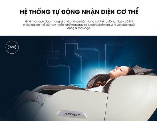 Công nghệ quét cơ thể bằng cảm biến hồng ngoại