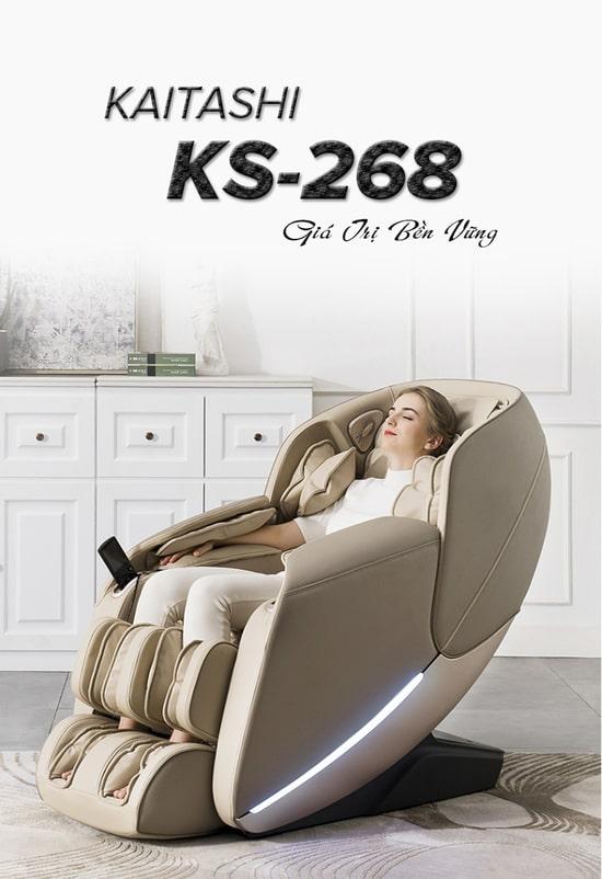 Ghế điều chỉnh được tư thế mang đến sự thư giãn, thoải mái cho người dùng