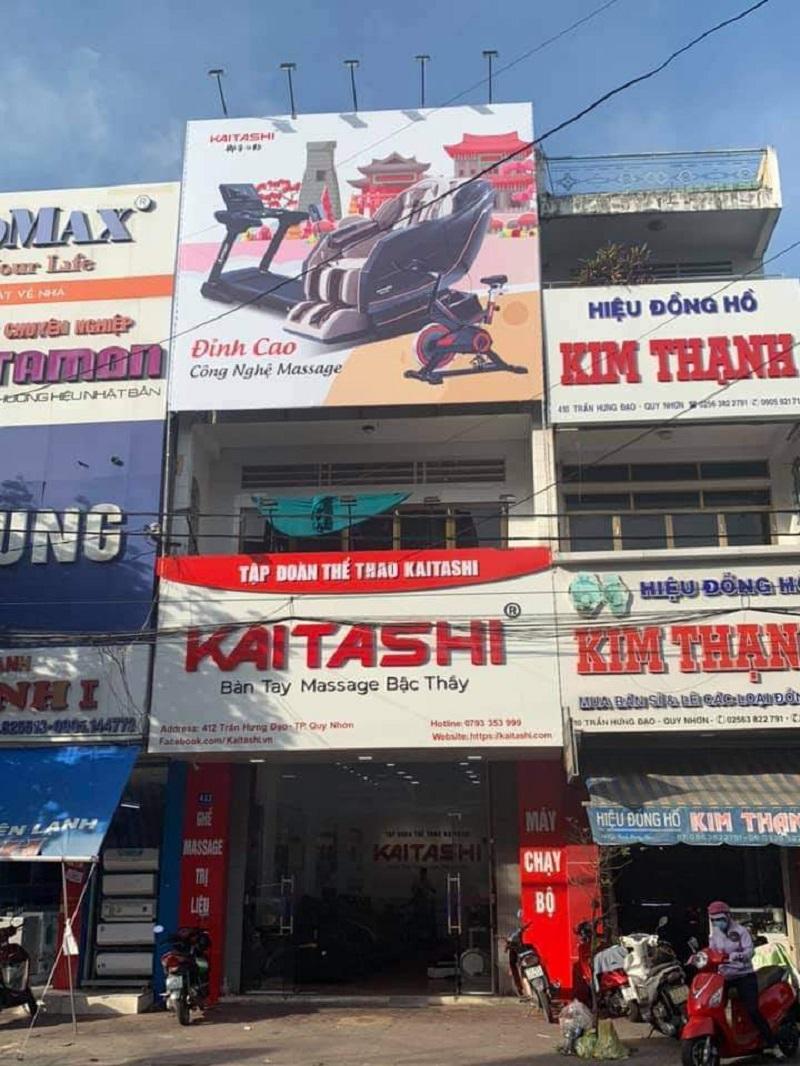 Thông tin liên hệ cửa hàng Kaitashi Quy Nhơn