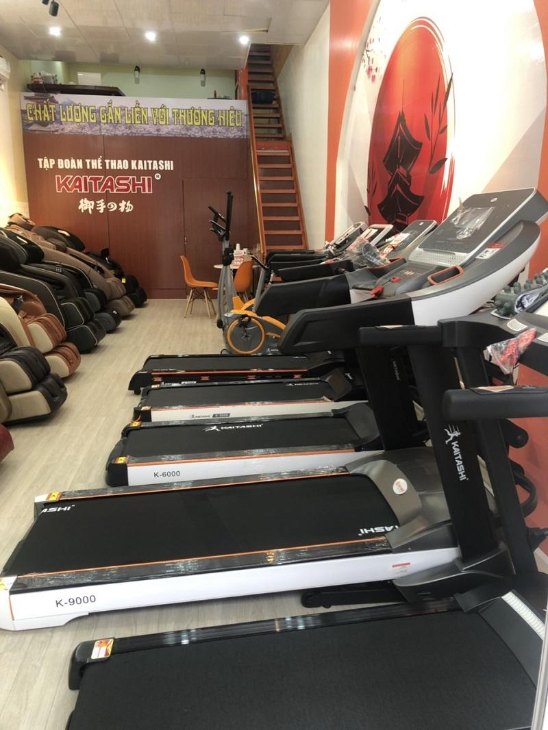 Các loại máy chạy bộ giá tầm trung được yêu thích tại Tân Phú