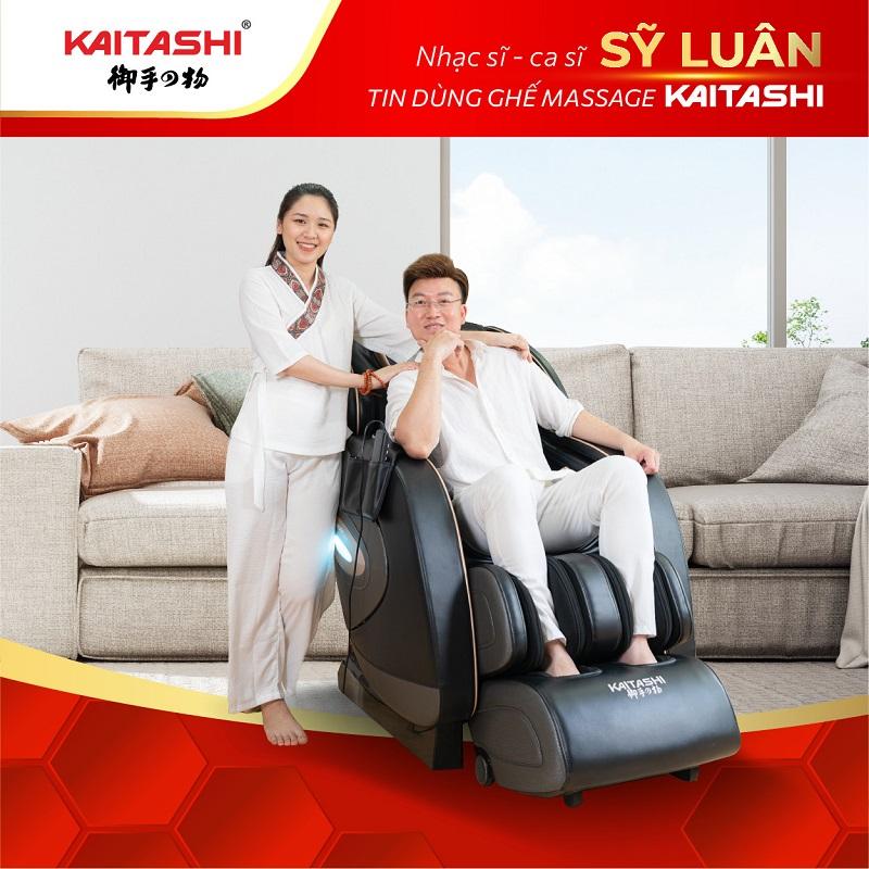 Ghế massage Kaitashi KS-650 Plus