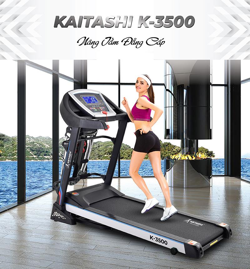 máy chạy bộ Kaitashi K-3500
