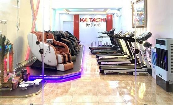 Ghế massage toàn thân Kaitashi