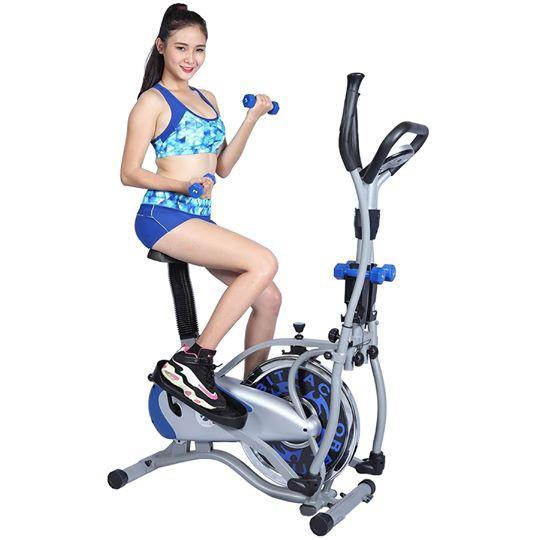 Xe đạp tập thể dục tại nhà là lựa chọn vàng với mọi đối tượng từ dân gym, người già đến giới trẻ