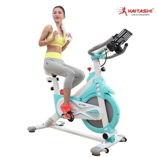 xe đạp tập thể dục đa năng Kaitashi nhận được sự quan tâm đông đảo