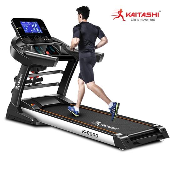 Máy chạy bộ điện Kaitashi đa năng - lựa chọn hàng đầu cho sức khỏe